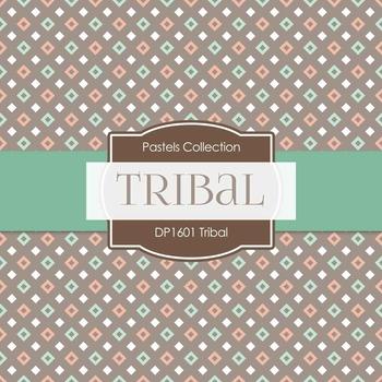 Digital Papers - Tribal (DP1601)