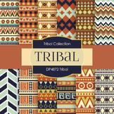 Digital Papers - Tribal (DP4872)