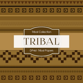 Digital Papers - Tribal Papers (DP461)