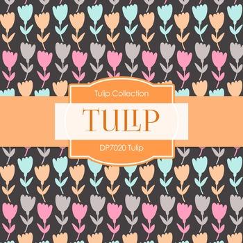 Digital Papers - Tulip (DP7020)