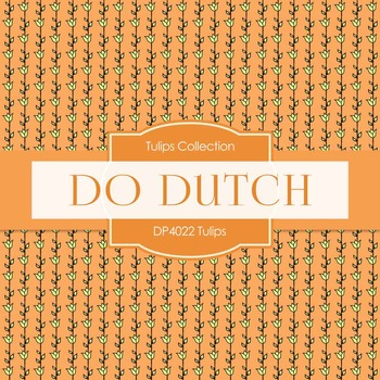 Digital Papers - Tulips (DP4022)