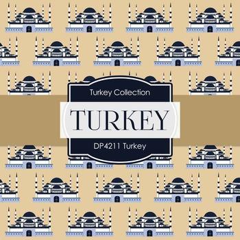 Digital Papers - Turkey (DP4211)