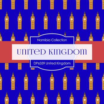 Digital Papers - United Kingdom (DP6339)