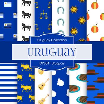 Digital Papers - Uruguay (DP6341)