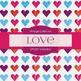 Digital Papers - Valentine (DP1287)