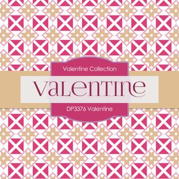 Digital Papers - Valentine (DP3376)