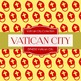 Digital Papers - Vatican City (DP4233)