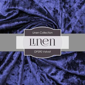 Digital Papers - Velvet  (DP590)