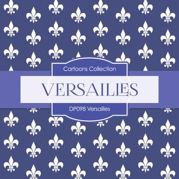 Digital Papers - Versailles (DP098)