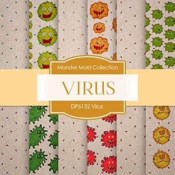 Digital Papers - Virus (DP6132)