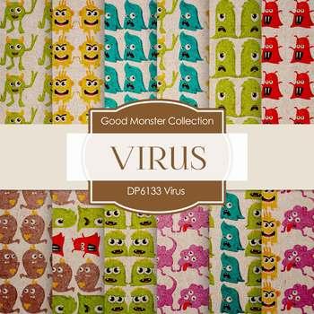 Digital Papers - Virus (DP6133)