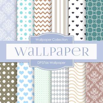 Digital Papers - Wallpaper (DP3766)