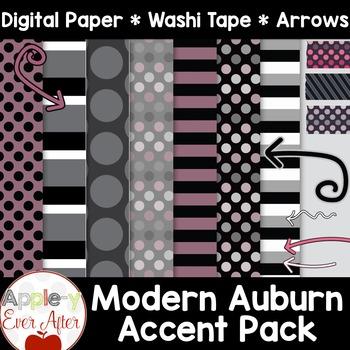 Digital Papers Washi Arrows