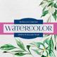 Digital Papers - Watercolor Florals (DP6016)