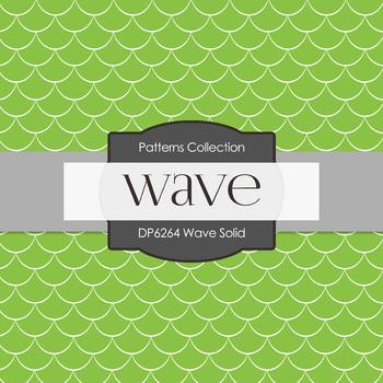 Digital Papers - Wave Solid (DP6264)