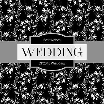 Digital Papers - Wedding (DP2045)