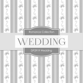 Digital Papers - Wedding (DP2919)