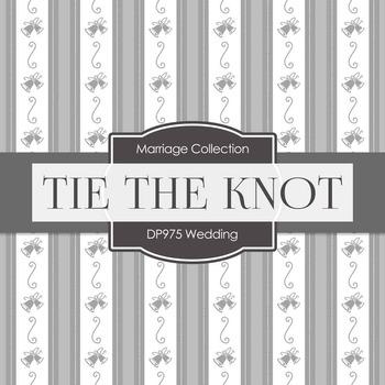 Digital Papers - Wedding (DP975)
