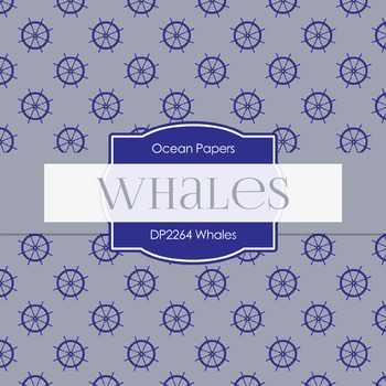 Digital Papers - Whales (DP2264)