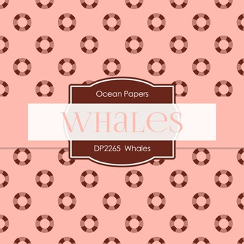 Digital Papers - Whales (DP2265)