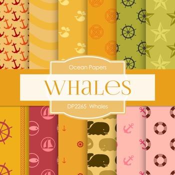 Digital Papers - Whales (DP2265)