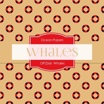 Digital Papers - Whales (DP2266)