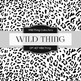 Digital Papers - Wild Thing (DP1407)