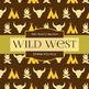 Digital Papers - Wild West (DP4940)