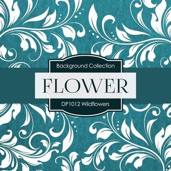 Digital Papers - Wildflowers(DP1012)