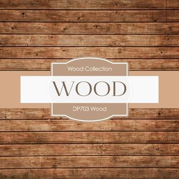 Digital Papers - Wood (DP703)