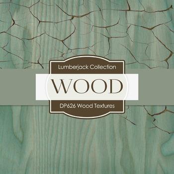 Digital Papers - Wood Textures B (DP626)