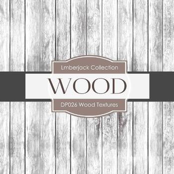 Digital Papers - Wood Textures (DP026)