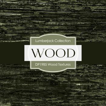 Digital Papers - Wood Textures (DP1985)