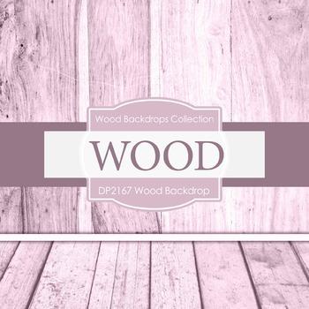 Digital Papers - Woodgrain Backdrop (DP2167)