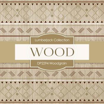 Digital Papers - Woodgrain (DP2294)