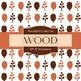 Digital Papers - Woodland (DP150)