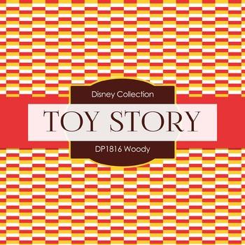 Digital Papers - Woody (DP1816)