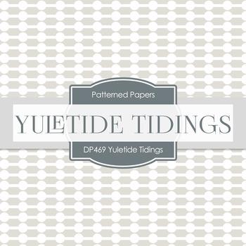 Digital Papers - Yuletide Tidings (DP469)