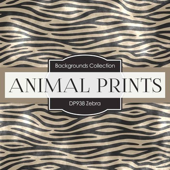 Digital Papers - Zebra (DP938)