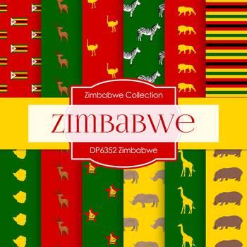 Digital Papers - Zimbabwe (DP6352)
