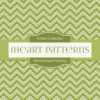 Digital Papers - iHeart Patterns (DP6163)