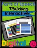 Digital Parts of Speech Matching Interactive