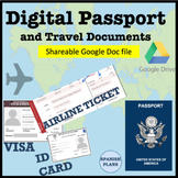 Digital Passport and Travel Documents