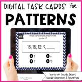 Digital Pattern Task Cards