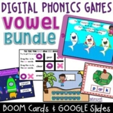 Phonics BUNDLE Long Vowels Bossy R Glued Sounds Diphthongs