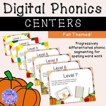 Digital Phonics Centers