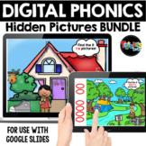 Digital Phonics: Hidden Pictures BUNDLE