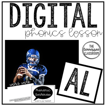 Digital Phonics Lesson: Variant Vowel al
