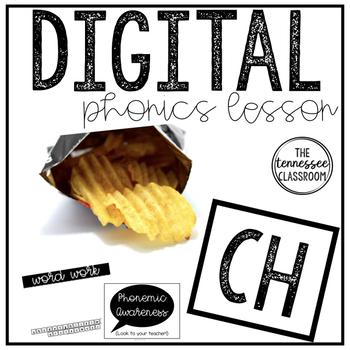 Digital Phonics Lesson: ch