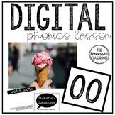Digital Phonics Lesson: oo